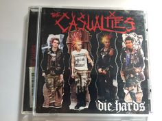 The Casualties Die Hards hard core punk CD for sale $3-$5 in Vancouver BC on the PeerRenters app download on the app store.