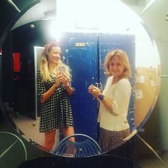 #AlessiaFabiani Alessia Fabiani: #attrici #camerini #backstage #teatro #spettacolo #uncopertoinpiu' #salaumberto #roma #15settembre #laprima @salaumberto