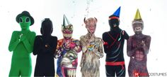 Kids Fancy Dress Costume Inspiration: Kids Fancy Dress Costume Inspiration: Why should the adults have all the fun?? These kids Morphsuits have been carefully designed using our secret mix of spandex which means your suit will fit better, last longer and bring hours of fun. With awesome designs the kids can morph in to their favourite Superheroes, amazing animals or scary Halloween monsters.