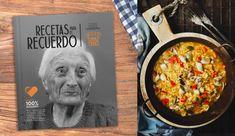 """""""Recetas para el recuerdo"""", una campaña para ayudar a enfermos de Alzheimer a través de la gastronomía Alzheimer, Foodies, Twitter, Gastronomia, Sick, Food, Recipes, Highlights, Creativity"""