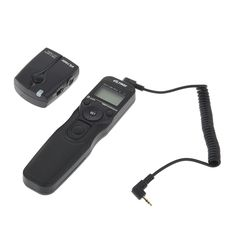 Wireless Shutter Release C1 for Canon EOS Series Camera Timer Remote Controller