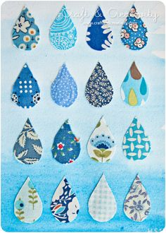 The blog is in Swedish, but the translation is very good. The crafts are even better. Ja!