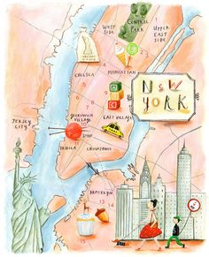 For our next trip to NYC...I've been to #2, #3, #9, and #10 already.