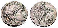 "The Controversial Coins of Alexander the Great ""In the first years following Alexander's death (323 BC), Ptolemy (like the other so-called Successors) continued to mint the traditional coinage that had been issued by his hero, Alexander. The main..."
