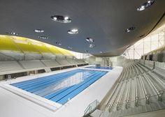 London 2012: Aquatics Centre by Zaha Hadid