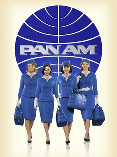Great article! Makeup Pan Am style!