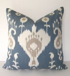 New  BOTH SIDES  20x20 inch Decorative Pillow Cover  by Loubella1, $45.00