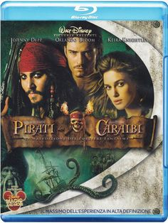 Pirati Dei Caraibi - La Maledizione Del Forziere Fantasma Special Edition 2 Blu-Ray: Amazon.it: Johnny Depp, Orlando Bloom, Keira Knightley, Stellan Skarsgard, Bill Nighy, Jack Davenport, Jonathan Pryce, Lee Arenberg, Mackenzie Crook, Kevin McNally, David