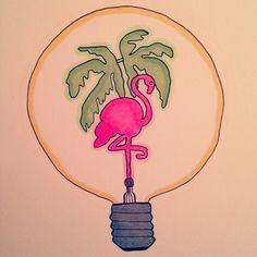 Bring back flamingos