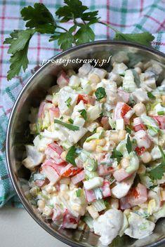 Pasta Salad, Potato Salad, Catering, Potatoes, Cooking, Ethnic Recipes, Food, Gastronomia, Diet