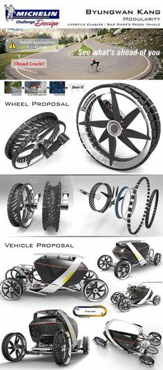 Bike Photo, Car Gadgets, Bike Rider, Futuristic Cars, Cool Inventions, Transportation Design, Automotive Design, Electric Cars, Tricycle