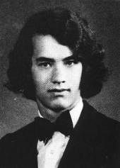 Tom Hanks 1974