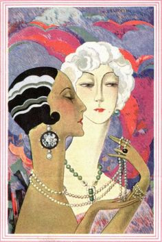 art deco illustrations - AOL Image Search Results