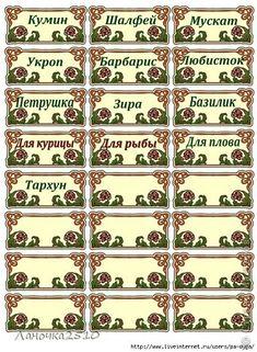 Декор предметов Декупаж картинки на тему специи Бумага фото 4