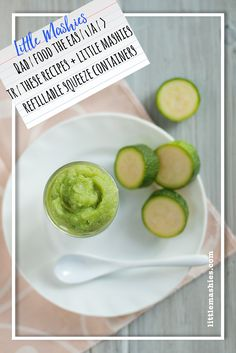 Little mashies vita boost best 50 healthy baby food recipes little mashies zucchini puree baby food the easy way recipes and baby food pouches www forumfinder Image collections