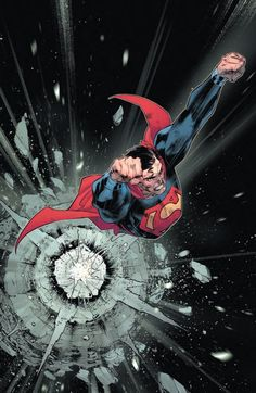 Superman Artwork, Batman Comic Art, Batman Vs Superman, Batman Comics, Superman Family, Batman Robin, Spiderman, New 52, Comic Manga