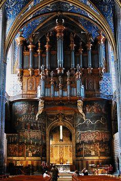 Cathédrale Sainte-Cécile - Albi