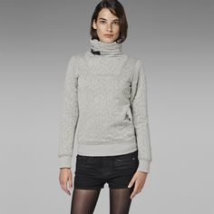 G-Star RAW | Avity Cubic Deluxe Turtle Sweat