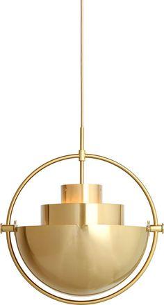 GUBI // Louis Weisdorf Multi-Lite Lamp More At FOSTERGINGER @ Pinterest