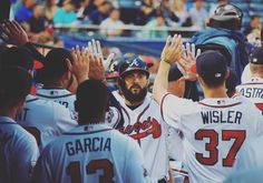 Hands ⬆️ for a Markakis  #ChopOn