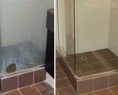 Como tirar a gordura do box do banheiro – LIMPAR BOX - Portal Dicas Home Hacks, Home And Living, Cleaning Hacks, Tile Floor, Sweet Home, Bathtub, Bathroom, House, Home Decor