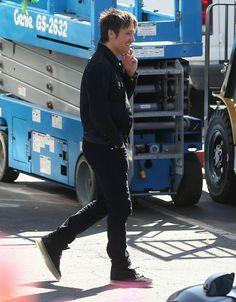 Keith Urban - 'American Idol' Judges Get Ready to Work