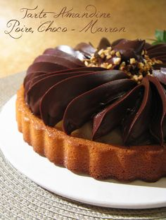 I repeat Throughout well .: Sweet Pies and Tarts Party Desserts, Mini Desserts, Just Desserts, Delicious Desserts, Chocolate Shop, Chocolate Recipes, Tart Crust Recipe, Ganache, French Desserts