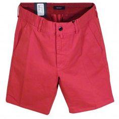 GANT Amaryllis Red Prep Bermudas Shorts
