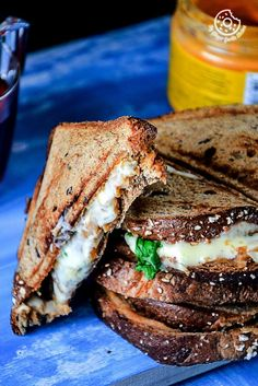 recipe-spiced-potato-cheese-sandwich-with-Cheese-dip|mygingergarlickitchen.com/ @anupama_dreams