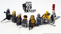 Lego Gear #MetalGearSolid #mgs #MGSV #MetalGear #Konami #cosplay #PS4 #game #MGSVTPP
