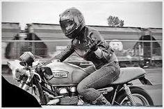 chicas en motos tumbrl - Buscar con Google