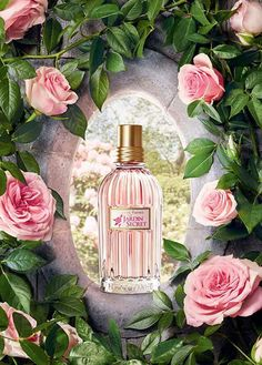 L`Occitane en Provence Roses et Reines Jardin Secret perfume Perfume Rose, Perfume And Cologne, Perfume Bottles, Occitane En Provence, Cosmetic Design, Cosmetics & Perfume, Beautiful Posters, New Fragrances, Photoshop Design