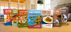 Family Friendly Fat Burning Meals here http://trk.as/guide