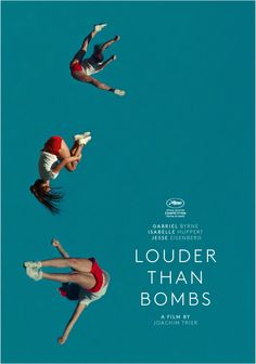 Louder Than Bombs Movie Poster 2