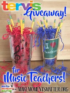 Enter to win a beautiful Tervis Tumbler! The Make Moments Matter music education blog is turning three years old! To celebrate I'm hosting a giveaway of amazing Tervis tumblers!