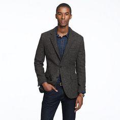 Ludlow sportcoat in Harris Tweed wool - Ludlow sportcoats - Men's sportcoats & vests - J.Crew