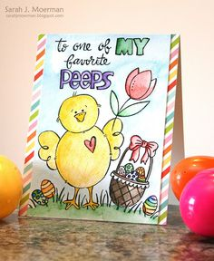 My Impressions: Simon Says Stamp March Card Kit inspiration!