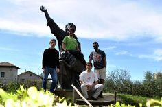 La Via Francigena di San Francesco, Gubbio - Assisi - Spello. 1-5 aprile 2015. Il diario di viaggio e le foto: http://cantodelramingo.altervista.org/2015/04/il-cammino-di-francesco-tra-gubbio-e-assisi/