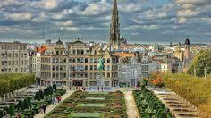 Flug nach Brüssel und zurück bereits ab 31,94 Euro.
