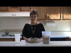 Pamela Clark shows you how to sprout successfully for your birds.