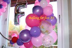 Bursdag Balloons, Cake, Desserts, Tailgate Desserts, Globes, Pie, Kuchen, Dessert, Balloon