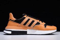 8f3282af6 adidas ZX500 RM Hender Scheme Tan Black Men s Shoes F36045