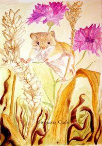 Door Mouse 26x39 copy