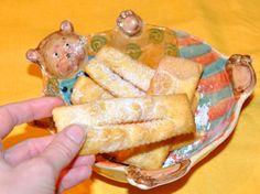 Crostoli di carnevale senza glutine