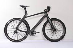 VAE - lightweight velocite magnetic e-bike : des aimants font le tour de la gante alors que le reste du système est dissimulé dans le cadre pour 14,5kg ***'