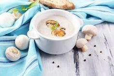 Zupa pieczarkowa przepis Oatmeal, Breakfast, Food, Breakfast Cafe, Essen, Yemek, Rolled Oats, The Oatmeal, Meals