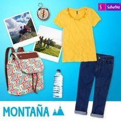 Siente la naturaleza en su máxima expresión al dar un paseo por la montaña en estas vacaciones.