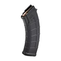 This Magpul MOE PMAG is a durable, lightweight, and highly reliable magazine designed to fit into Kalashnikov style rifles. Ak Accessories, Tactical Ak, Akm, All Black Sneakers, Leather, Weapons, Rifles, Firearms, Magazines