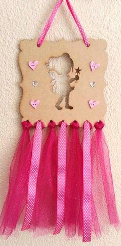 Fancy Frills - Product - Fairy Hair Clip Organisers