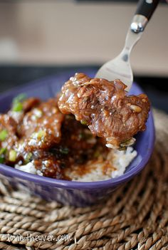 P.F. Chang's Copycat Mongolian Beef - Lovin' From The Oven